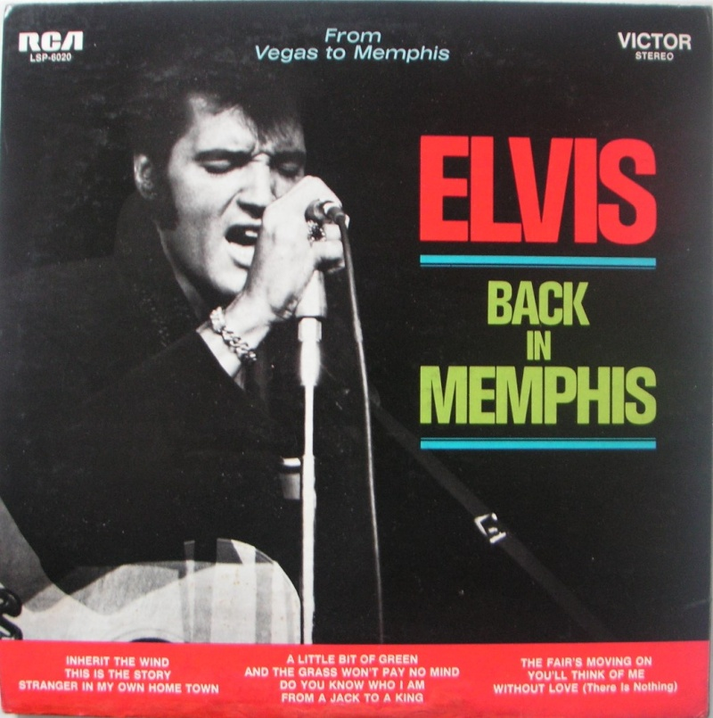 FROM MEMPHIS TO VEGAS - FROM VEGAS TO MEMPHIS 2e10