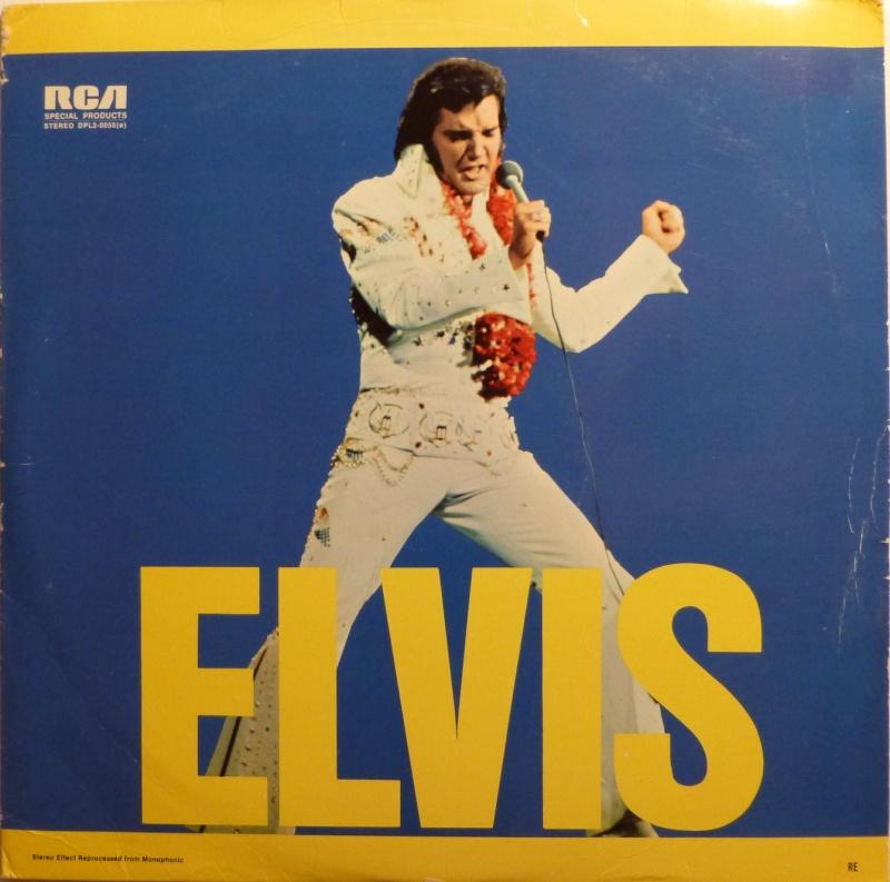 ELVIS SPECIAL PRODUCTS ON TV / ELVIS COMMEMORATIVE ALBUM 310