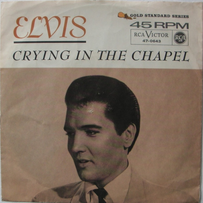 Crying In The Chapel / I Believe In The Man In The Sky April_10