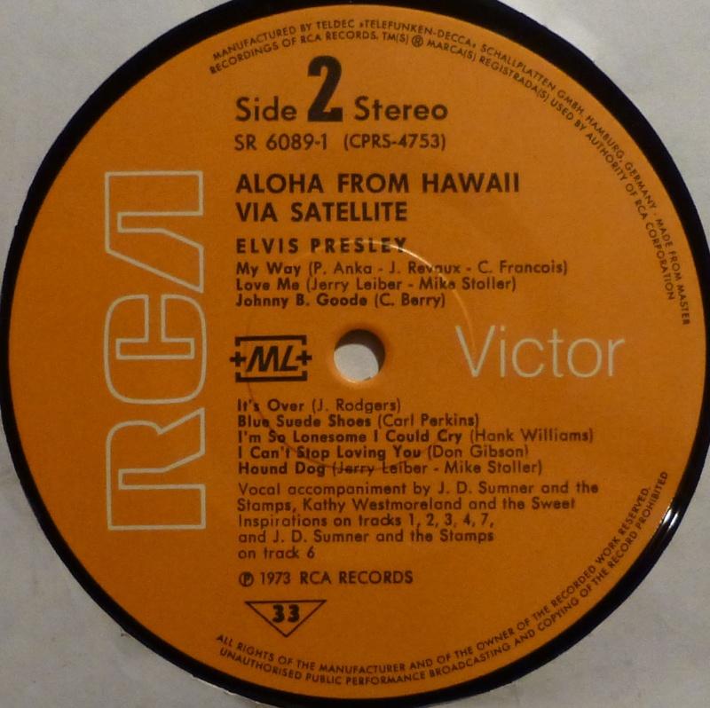 ALOHA FROM HAWAII VIA SATELLITE  P1000318