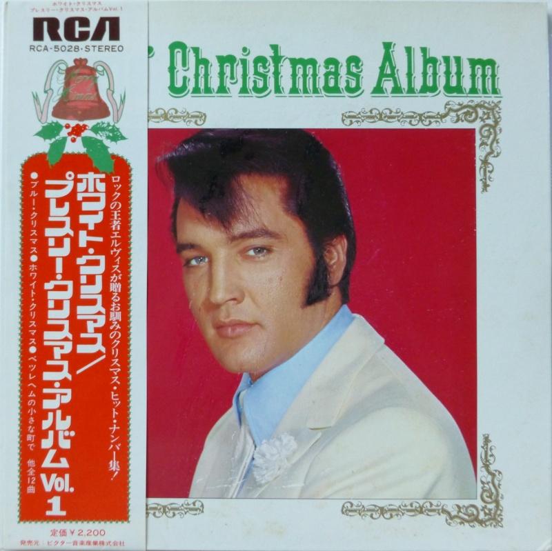 ELVIS' CHRISTMAS ALBUM P1000321