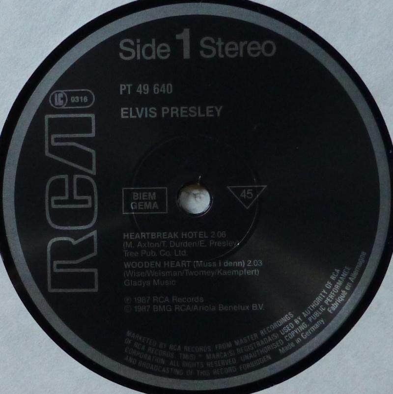 ELVIS PRESLEY P1000329