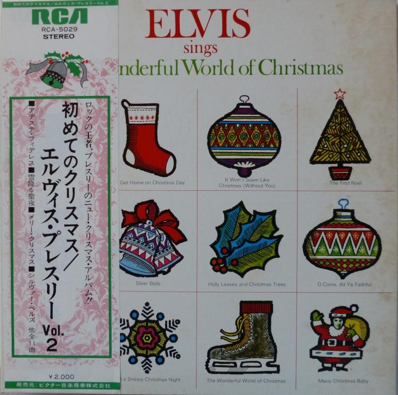 ELVIS SINGS THE WONDERFUL WORLD OF CHRISTMAS P1000417