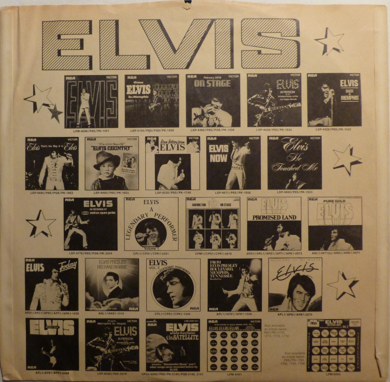 ELVIS' GOLD RECORDS  P1000512