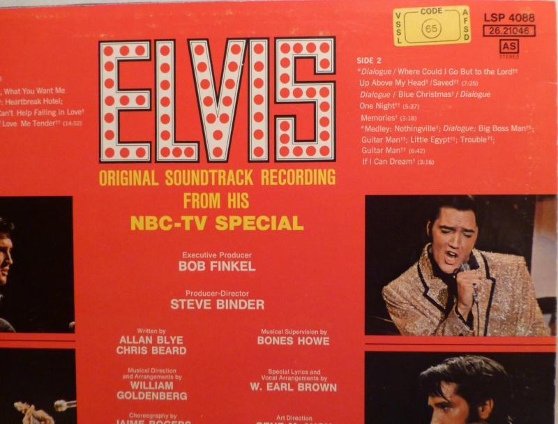 ELVIS (NBC) TV Special P1010012