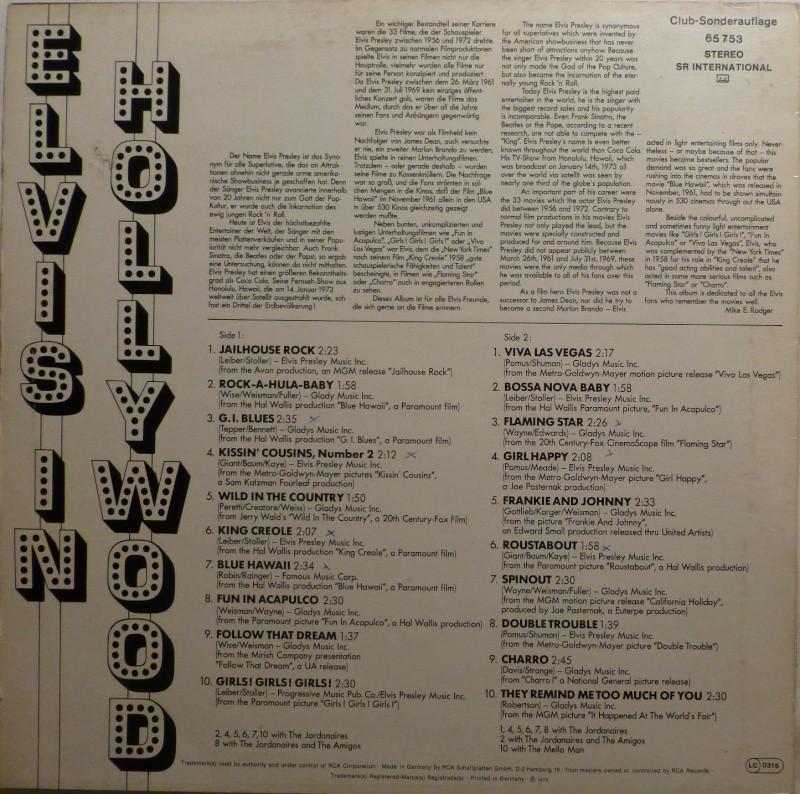 ELVIS IN HOLLYWOOD P1010023