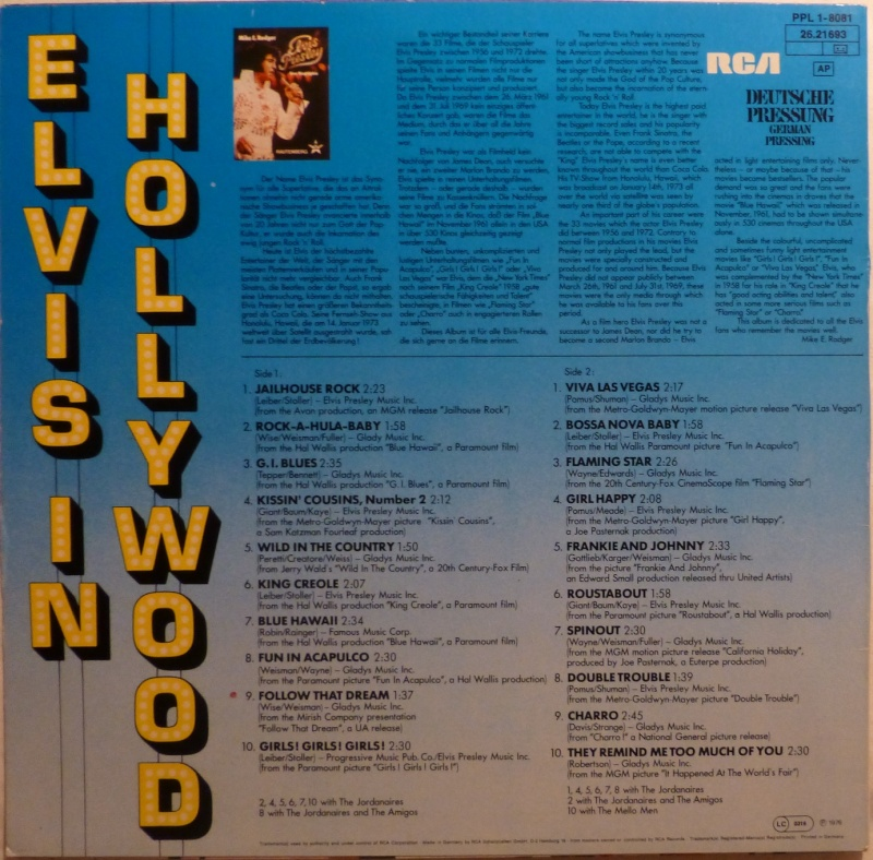ELVIS IN HOLLYWOOD P1010027