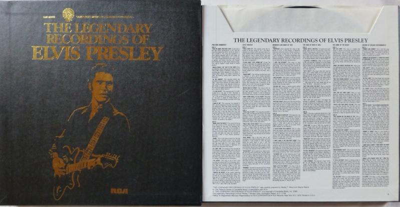 THE LEGENDARY RECORDINGS OF ELVIS PRESLEY P1010812
