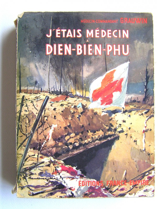 Médecin Capitaine (R) André Marchal. Décès du 1° médecin du 1° BEP en Indochine J-etai10