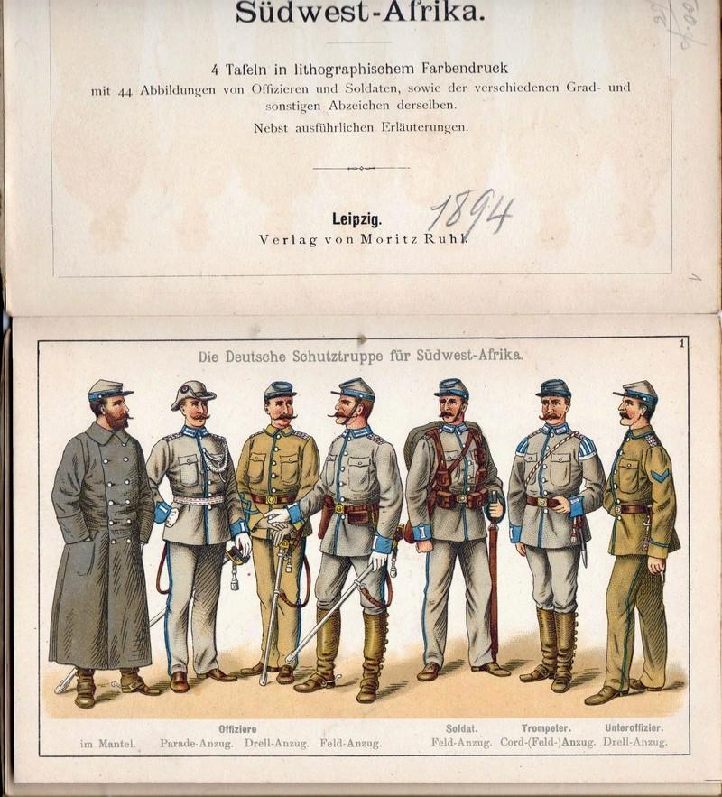 Uniformes et équipements des Troupes coloniales 216