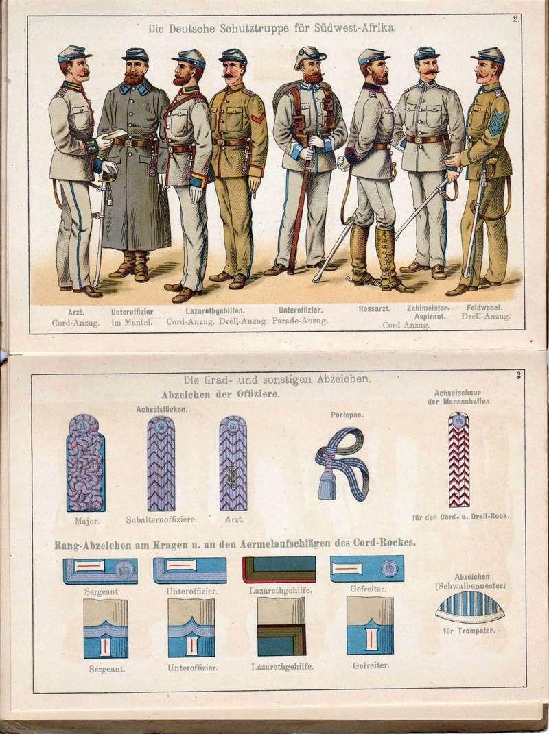 Uniformes et équipements des Troupes coloniales 412