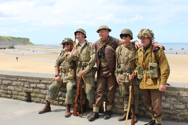 73e D-Day NORMANDIE Img_1054