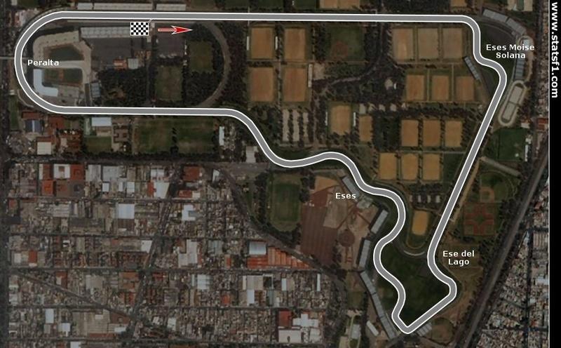1988 - 4ª Corrida - GP do México Ciudad10