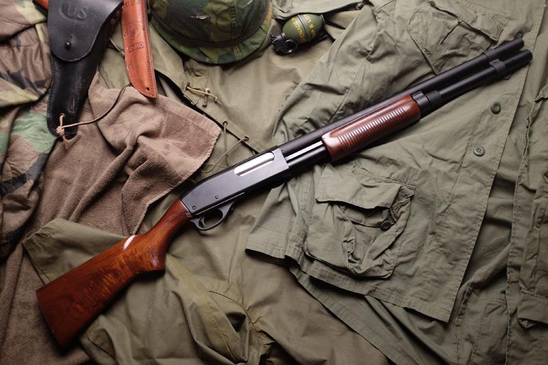 M87O G&P. Le trench gun du Vietnam. M870-w10