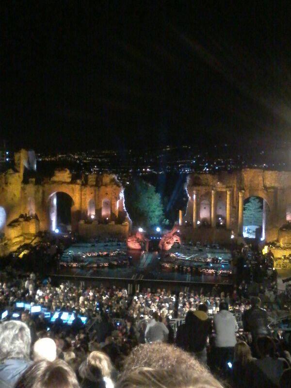 Pausini&C - Taormina 18/05/2014 10320410
