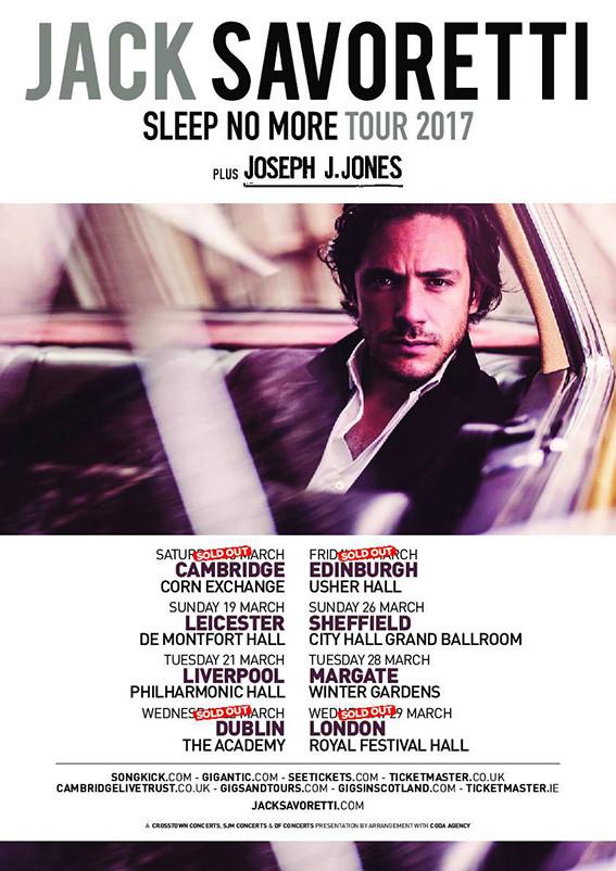 Jack Savoretti 17016111