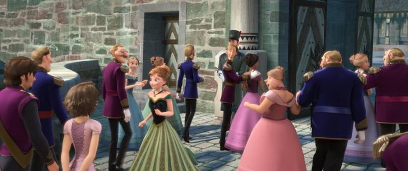 Similitudes et clins d'œil dans les films Disney ! - Page 42 14765110