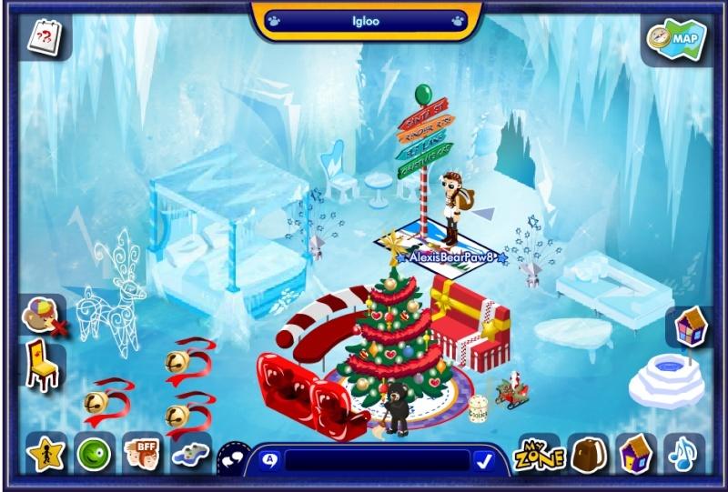 Christmas Cub Condo Decorating Contest ~ Igloo10