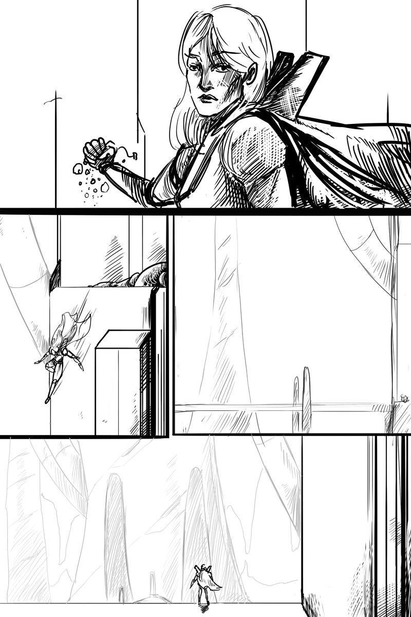 Quelque dessin et planche de bd Page_910