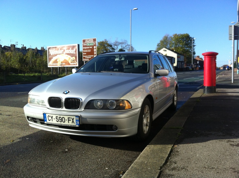 [525d touring e39] The Silverstar Img_0710