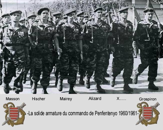SECONDS MAITRES AU FEU Oued Mellal, 4 juillet 1960 Le 1er juillet 1960 les hommes de la katiba 533 enlèvent quatorze notables de Chassoul. Le 4 juillet les commandos partent en opération sur renseignements 000_co10