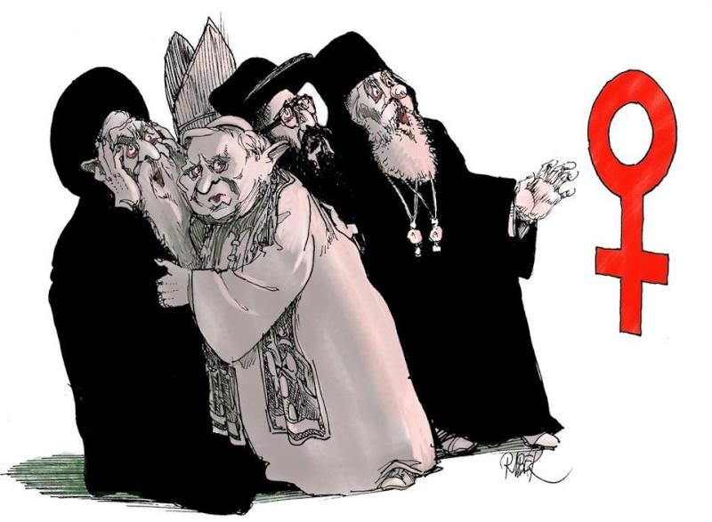 Nous les femmes ne sommes que des ventres pour les religieux ...  31367210