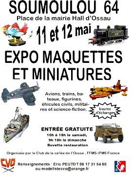 Exposition Soumoulou  (64) 11 et 12 Mai 2019  59189010
