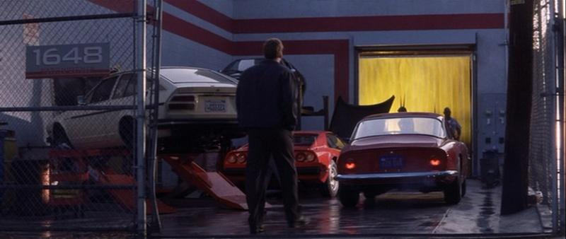 Les automobiles et le cinéma Garage11