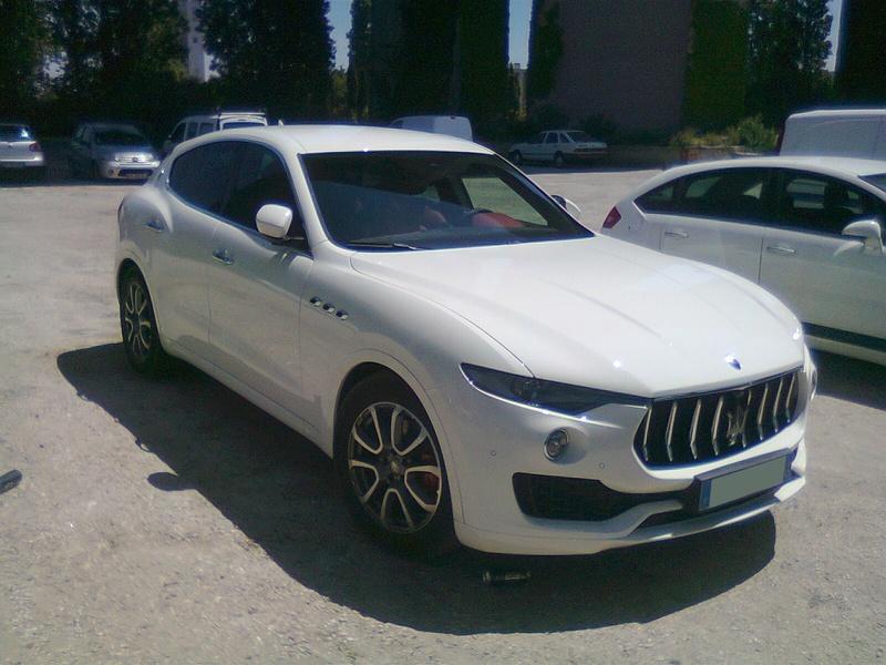 Maserati Levante Photo010