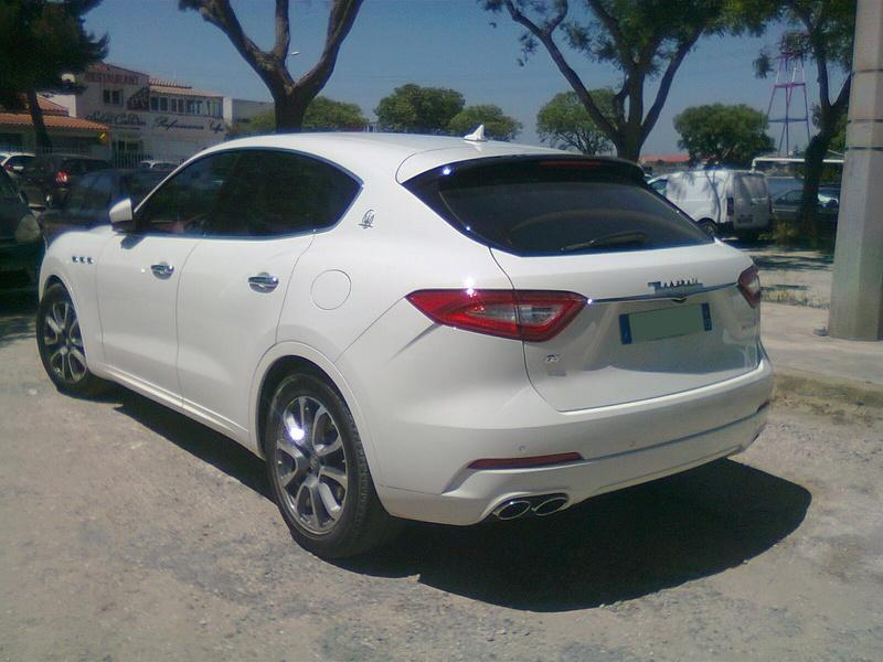 Maserati Levante Photo011