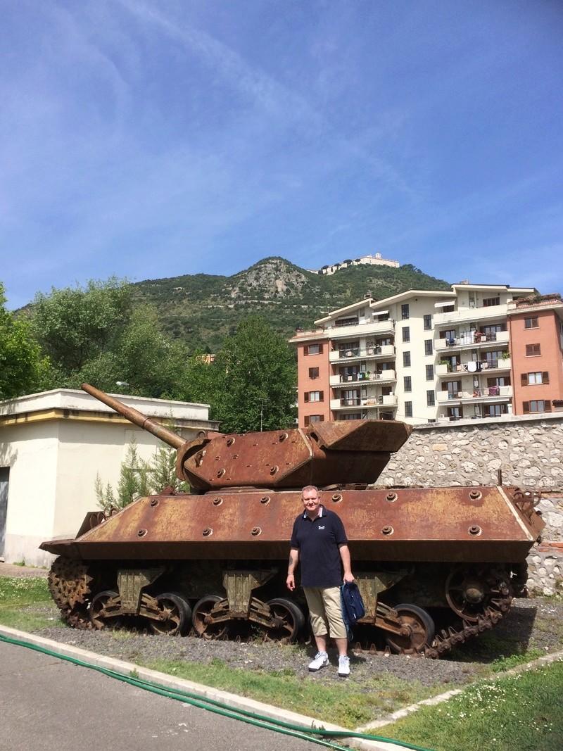 Cassino, son mont, son abbaye ... Img_1415