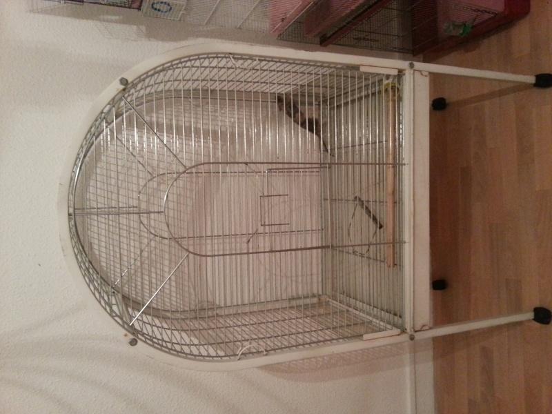[13] A vendre 3 cages + DryBed et accessoires 20130810