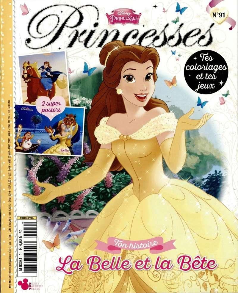 [Magazine] Disney Princesse Magazine France - Page 7 M3081_10