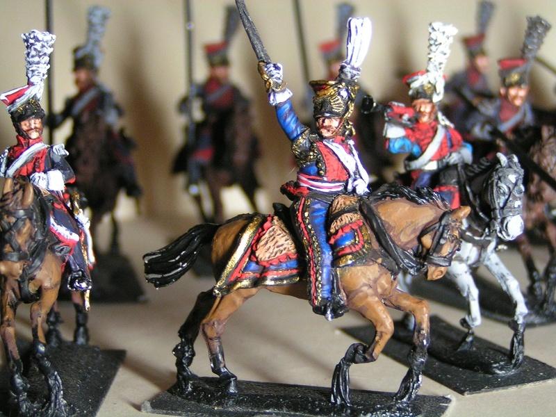 (CDA n°7) Les Polonais de la Grande Armée  Lancie10