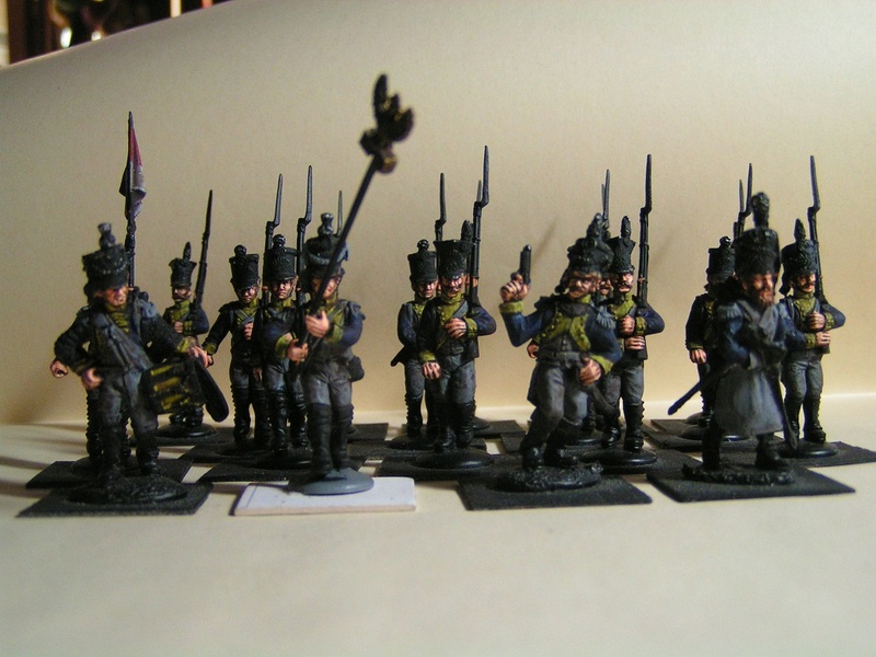 (CDA n°7) Les Polonais de la Grande Armée  Vistul11