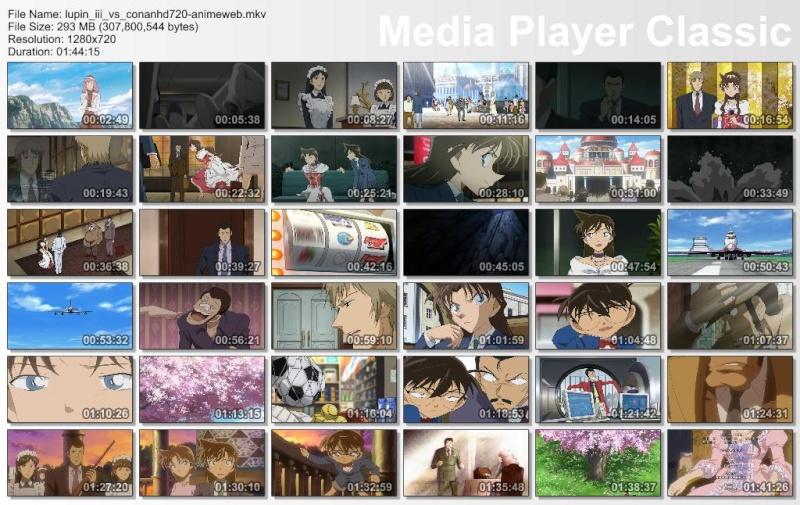 فيلم الرائع Lupin the 3rd vs. Detective Conan  بحجم 293 ميجا  Lupin_10