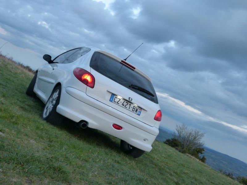 [Kipic] 206 S16 Blanc Banquise P1010711