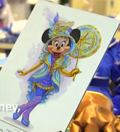 Les produits dérivés du 25ème anniversaire de Disneyland Paris - Page 2 16807310