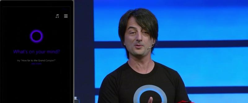 [INFO] Microsoft Build 2014 en résumé première partie Cortan10