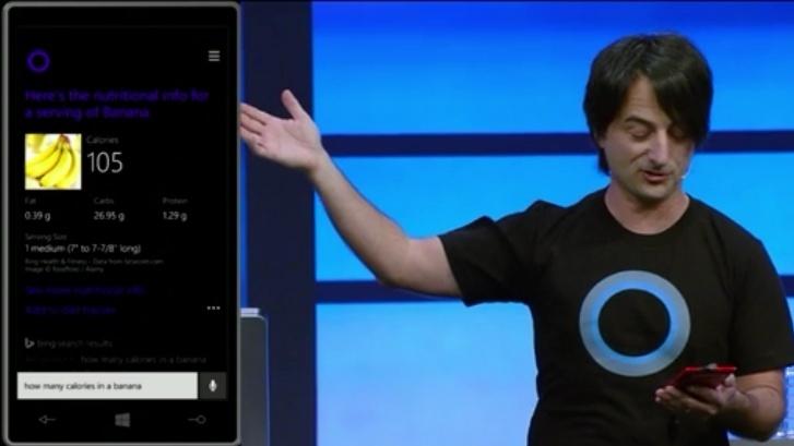 [INFO] Microsoft Build 2014 en résumé première partie Cortan11