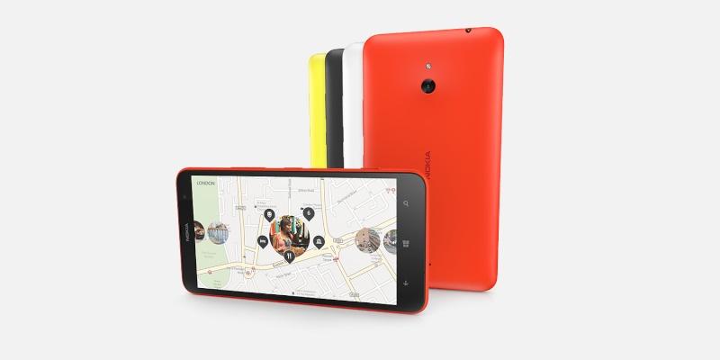 [WindowsPhone] Le Lumia 1320 arrive en France Lumia-11