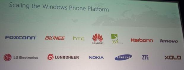 [WINDOWSPHONE] De nouveaux constructeurs annoncés au MWC 2014 Mwc20110