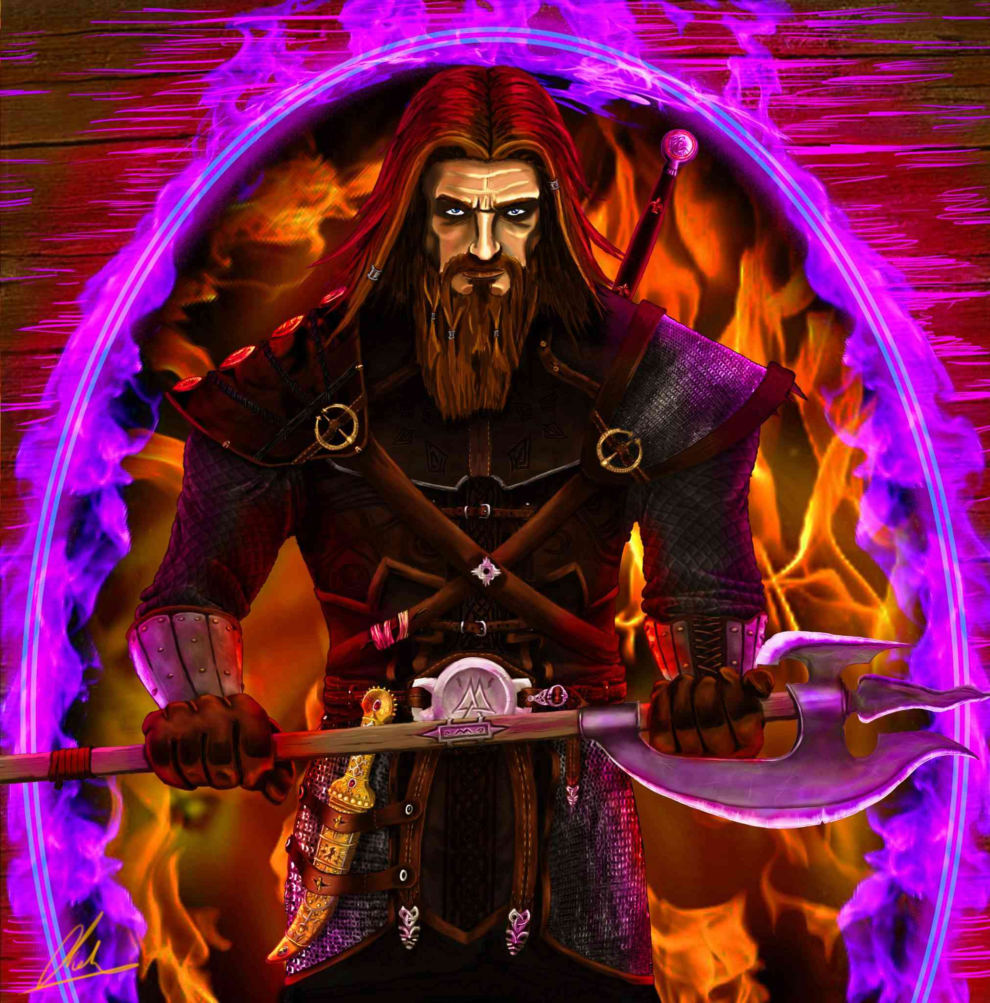 La Saga d'Oksilden : Combattre l'acier par l'acier 15007710