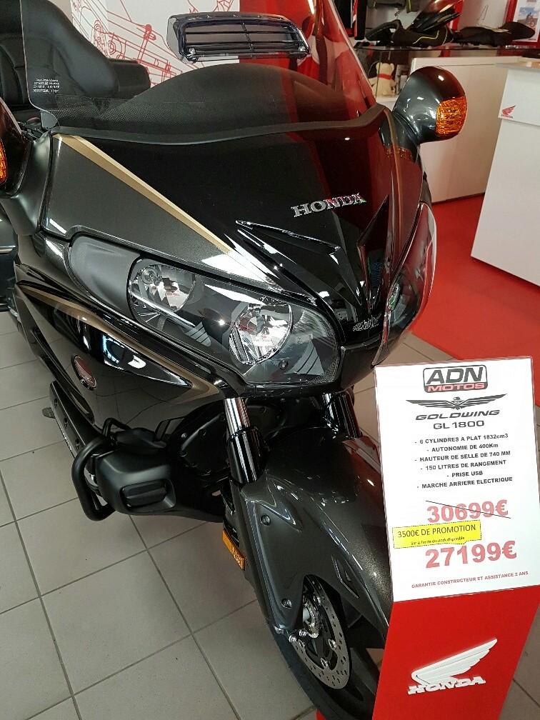 Remise / Promotion sur achat Goldwing 1800 Goldwi10
