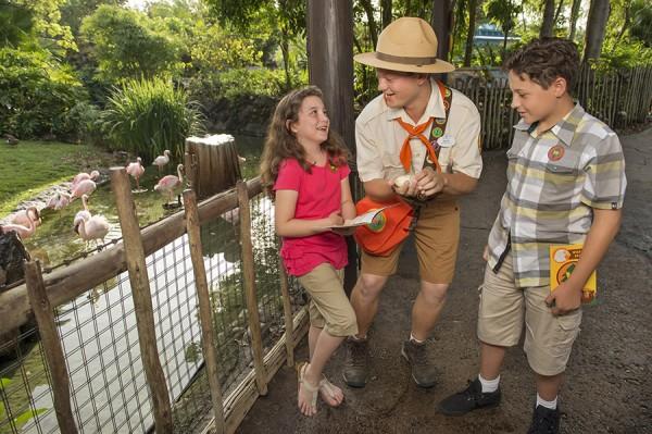 [Disney's Animal Kingdom] Devenez un Wilderness explorer comme Russel ! ( explorateur du monde sauvage! ) 0611zx12