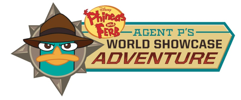 [ EPCOT ] Disney Phineas and Ferb: Agent P's World Showcase Adventure Agent-10