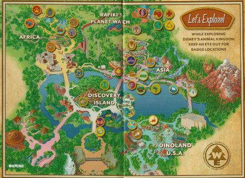 [Disney's Animal Kingdom] Devenez un Wilderness explorer comme Russel ! ( explorateur du monde sauvage! ) Wilder13