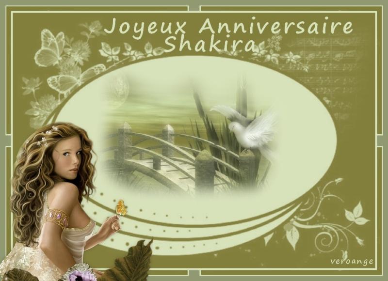 Bon Anniversaire Shakira Shakir10