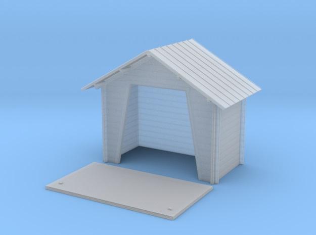 [TJ-Modeles] Accessoires en impression 3D - Echelle H0 Tj-h0110