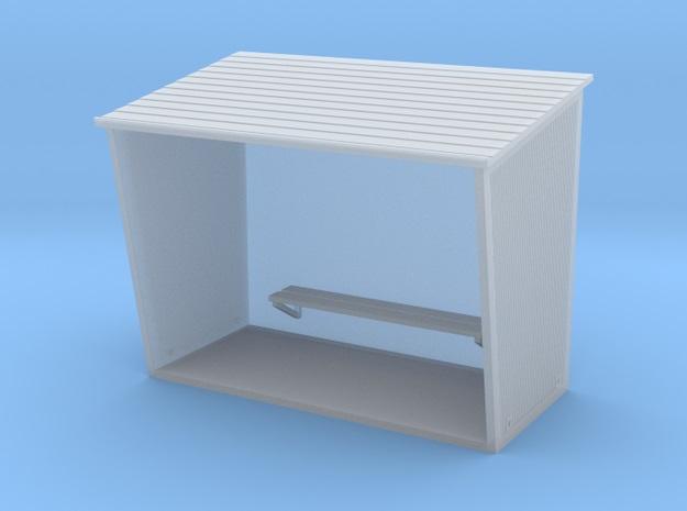 [TJ-Modeles] Accessoires en impression 3D - Echelle H0 Tj-h0113